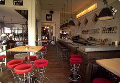 Het Badhuis Javaplein - Cafe/Restaurant Amsterdam