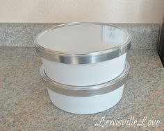 Lewisville Love: What to do with those Christmas cookie tins?
