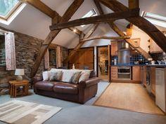 apartment in barn