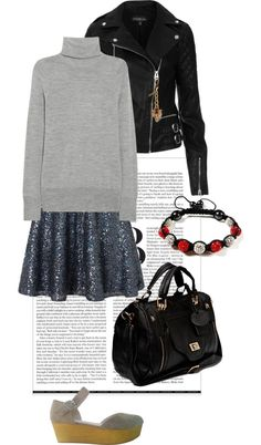 """""""Unbenannt #546"""" by akchen ❤ liked on Polyvore"""