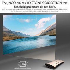 JMGO M6 Portable DLP Projector Sales Online golden - Tomtop Environment, Tech, Technology