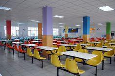 School+Cafeteria+Walls | Friendly Facelift