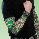 Manches tatouages St Patrick www.feezia.com