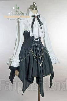 estilo victoriano ropa - Google Search