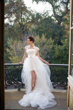 Menyasszonyi ruhák magyar tervezőktől: Halász Éva | Esküvői Magazin