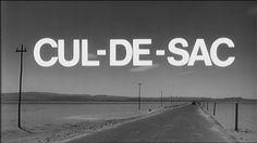 Polanski, Cul-de-sac, 1966