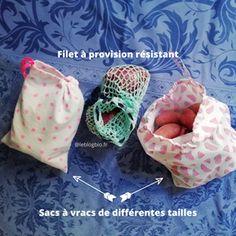 Boutique - Emballages alimentaires réutilisables - Le Blog Bio - Zéro Déchet