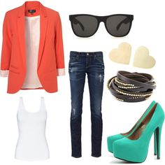 colorblocking, created by brittanycamm.polyvore.com