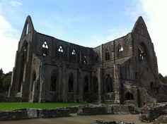 Tintern Abbey, Wales. by Hayley.W