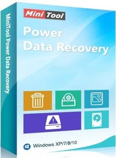 MiniTool Power Data Recovery 7.5 Crack With Serial Key Free + Full