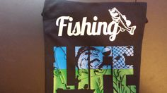 Fishing Life shirt by BBDsBoutique on Etsy