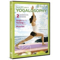 Yoga DVDs for beginners: Our 5 best picks for at-home yoga - Yogalosophy - http://www.urbanewomen.com/yoga-dvds-for-beginners-our-5-best-picks-for-at-home-yoga.html