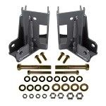 Synergy Suspension Jeep JK Rear Lower Control Arm Skids w/ Integrated Shock Mounts Available @ #JJG