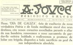Publicacións galegas