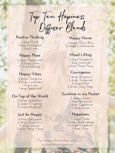 Cheer, Happy, Bright, Sunny, Citrus Diffuser Blends -- Happiness Blends.jpg