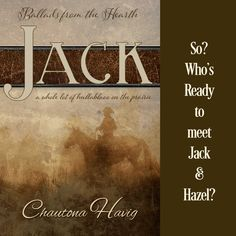 Jack - Ballads from the Hearth - Book Review #QuietWorkings  #JackBallads