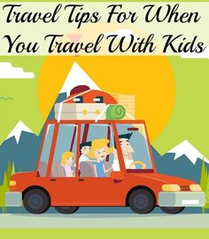 Are you planning to travel with kids? These travel tips will help you to fly with kids easier and get where you need to be with less stress. Frugal Family, Family Kids, Travel Checklist, Travel Tips, Travel Ideas, Travel With Kids, Family Travel, Minimalist Kids, Flying With Kids