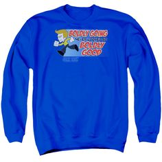 """Checkout our #LicensedGear products FREE SHIPPING + 10% OFF Coupon Code """"Official"""" Quogs / Boldly Good - Adult Crewneck Sweatshirt - Royal Blue - Sm - Quogs / Boldly Good - Adult Crewneck Sweatshirt - Royal Blue - Sm - Price: $39.99. Buy now at https://officiallylicensedgear.com/quogs-boldly-good-adult-crewneck-sweatshirt-royal-blue-sm"""