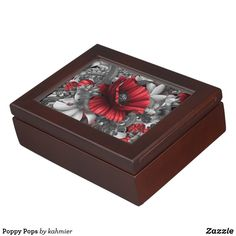 Poppy Pops Memory Box