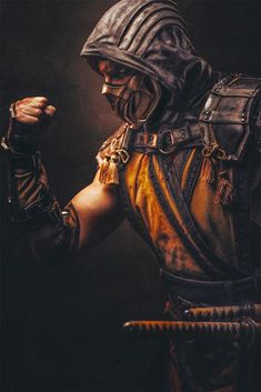 """"""" (advertisement) Another epic picture of my Scorrrrpionnnn cosplay shot at EpicCon 😉 Escorpion Mortal Kombat, Mortal Kombat Tattoo, Mortal Kombat X Scorpion, Mortal Kombat Cosplay, Ps Wallpaper, Marvel Wallpaper, Mortal Kombat X Wallpapers, Claude Van Damme, Ghost Rider Marvel"""