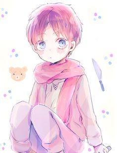 Chibi!Eren Yeager || Shingeki no Kyojin ||| So cute~~~