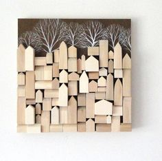 Absolutely amazing. I've got so much scrap wood I'd love to try making one of these!
