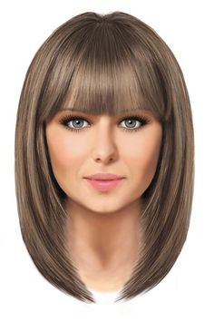 Online color Онлайн-тест на цветотип внешности How to determine the color type of appearance Prom Hairstyles For Short Hair, Hairstyles With Bangs, Straight Hairstyles, Weave Hairstyles, Natural Hair Wigs, Natural Hair Styles, Medium Hair Styles, Short Hair Styles, Hair Medium