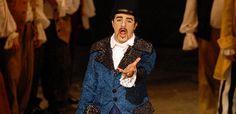 Encenação da ópera Ça Ira – Há Esperança, no Teatro de Manaus (Foto: Juca Queiroz / Amazonaspress)