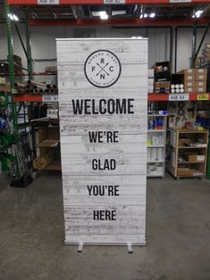 PVC Banners Outdoor Vinyl Banner Advertising Sign Display Entrance 115