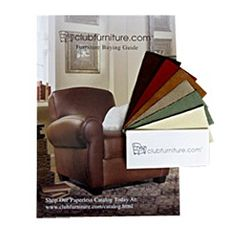 Get up to 24 Free Fabric or Leather Samples from ClubFurniture - Bellafind