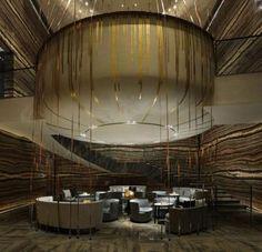 RIBBON / W HOTEL GUANGZHOU , GF , GUANGZHOU ,CHINA / by STUDIO SAWADA DESIGN