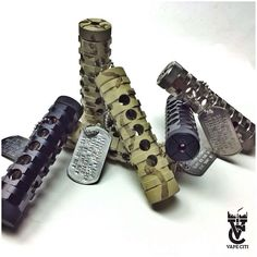 Vape Citi Fullerton now Featuring the AR mod. Clean Tactical heavy duty vape mod! Comes in flat black, camo and stainless steel. - vapeciti's photo on Instagram - Pixsta