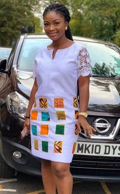 African Print Clothing, African Print Fashion, Africa Fashion, African Women Fashion, Modern African Fashion, Short African Dresses, Latest African Fashion Dresses, Ankara Short Gown Styles, Short Gowns