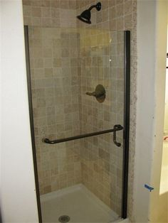 1000 Ideas About Stand Up Showers On Pinterest Walk In