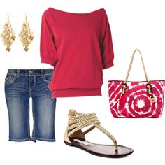 created by diana-clark on Polyvore