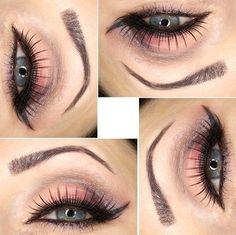 THE TEA - #pastel #eyemakeup #eyes #brokat #eyeshadow #pastelshadow - bellashoot.com