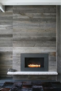 Find more ideas: Modern Fireplace Mantle Remodel Stone Living Room Fireplace Outdoor Fireplace Makeover Favorites Farmhouse Fireplace Ideas DIY Classic Fireplace Tile Wood Fireplace Surrounds, Home Fireplace, Fireplace Remodel, Fireplace Design, Fireplace Mantels, Fireplace Ideas, Fireplace Outdoor, Basement Fireplace, Black Fireplace