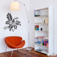 Vinilo decorativo Home 021: Helechos. Vinilos decorativos Vinilos adhesivos Wall Art Stickers wall stickers