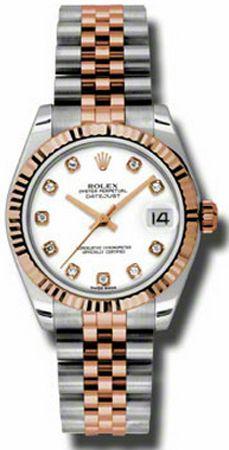 Rolex Datejust 31mm Steel & Gold 178271