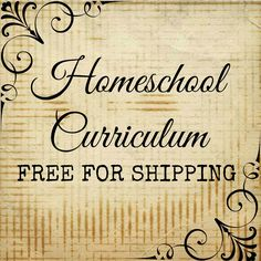 Homeschool Curriculum Free for Shipping: Donate your used homeschool books, materials, supplies, etc. to another homeschooling family! A new non-profit charitable organization to benefit needy homeschool families. Free Homeschool Curriculum, Homeschool Books, Curriculum Planning, Homeschooling, Lesson Plan Outline, A Beka, Daily Lesson Plan, Teacher Education, Mom Blogs