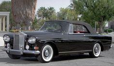 1966 Rolls-Royce Drophead Coupé Koren by Mulliner Park Ward