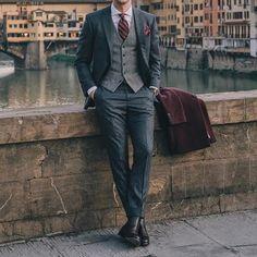 Mens Fashion   #MichaelLouis - www.MichaelLouis.com