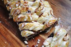 Danish Pastry Braid {Wiernerbrød) from My Danish Kitchen Danish Cuisine, Danish Kitchen, Danish Food, Danish Pastries, Best Sweets, Scandinavian Food, Sticky Buns, Food Club, Sweet Breakfast