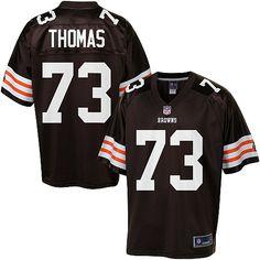 Men s Pro Line Cleveland Browns Joe Thomas Team Color Jersey Nfl Shop 97a62cf62