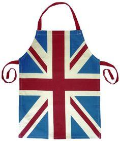 Vintage Union Jack Apron for Cooking Kitchen Pretty Design east2eden http://www.amazon.co.uk/dp/B005X8C0PC/ref=cm_sw_r_pi_dp_ww44vb02AZBCB