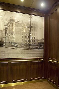 Historic 1931 photograph of the Toronto Dominion Cente | 1 Front Street.