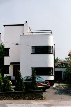 #Art Deco House Bexleyheath...GOD i want that one