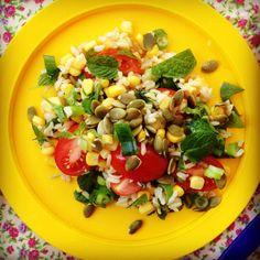 sunshine salad