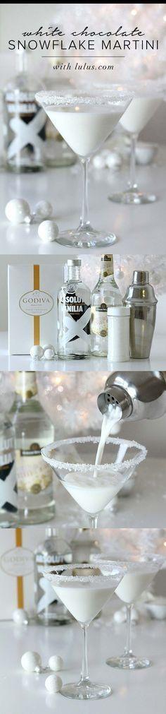 Godiva white chocola