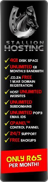 Stallion Hosting deal Roses Only, Website, Blog, Blogging